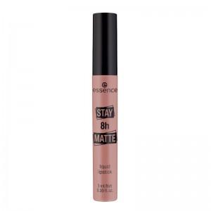 essence - Flüssiger Lippenstift - STAY 8h MATTE liquid lipstick 02 - Duck Face