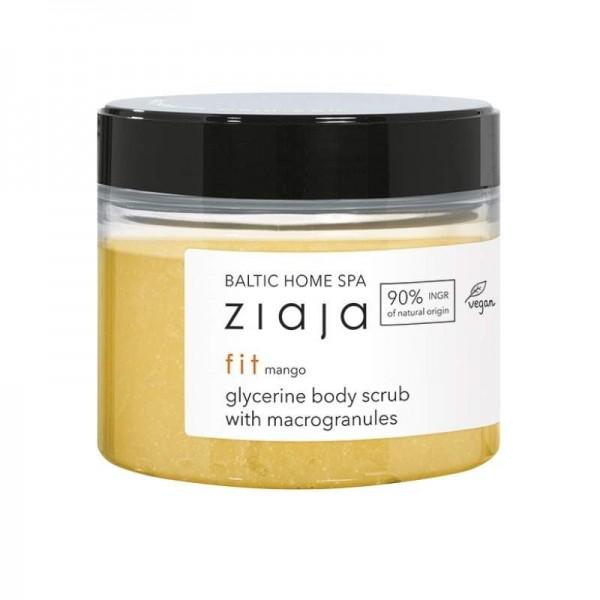 Ziaja - Körperpeeling - Baltic Home Spa - Fit Mango - Glycerine Body Scrub With Macrogranules