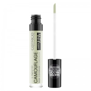 Catrice - Concealer - Liquid Camouflage High Coverage Concealer 200 - Anti-Red