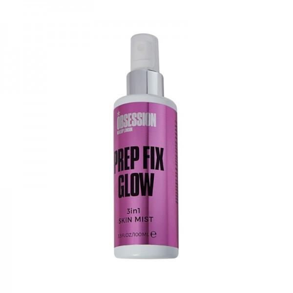 Makeup Obsession - Primer & Fixierspray - Prep Fix Glow Fixing Spray - 3in1 Skin Mist