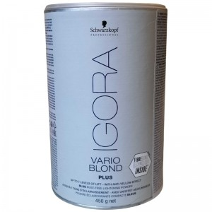 Schwarzkopf - Blondierpulver - Igora Vario Blond Plus 450g