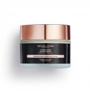 Revolution - Nachtpflege - Skincare Hydration Boost Night