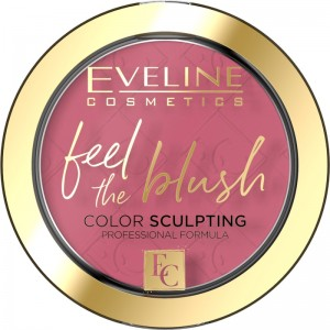 Eveline Cosmetics - Rouge - Feel The Blush - No 03 Orchid