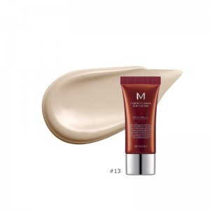 MISSHA - BB Cream - M Perfect Cover BB Cream - SPF42 - No.13/BrightBeige - 20ml