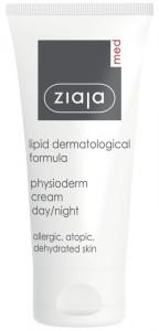 Ziaja Med - Gesichtscreme bei empfindlicher Haut - Lipid Formula Physioderm Cream