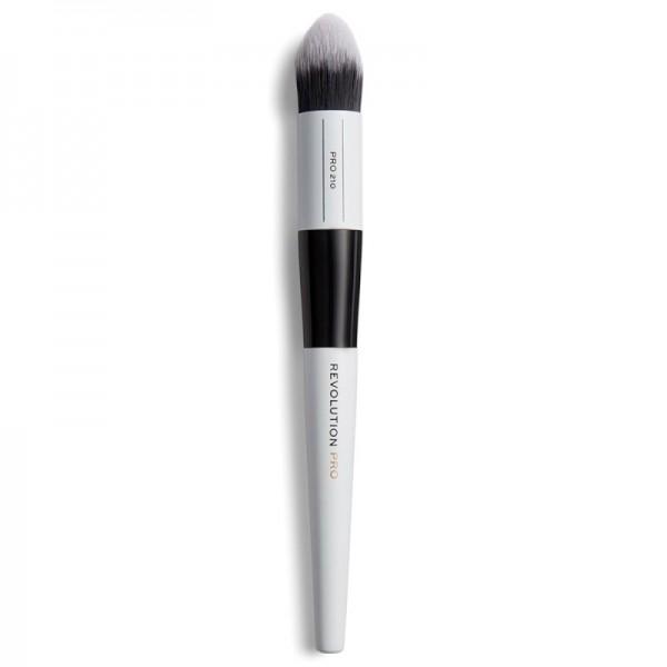 Revolution Pro - Kosmetikpinsel - 210 Medium Dense Round Pointed Brush