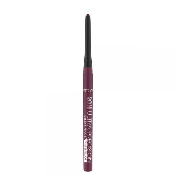 Catrice - Eyeliner - 20H Ultra Precision Gel Eye Pencil Waterproof - 080 Berry Plum