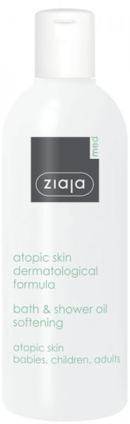 Ziaja Med - Olio da bagno - Atopic Skin Bath & Shower Oil Nourishing