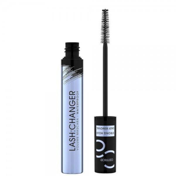 Catrice - Mascara - Lash Changer Volume Mascara Waterproof - 010 Ultra Black