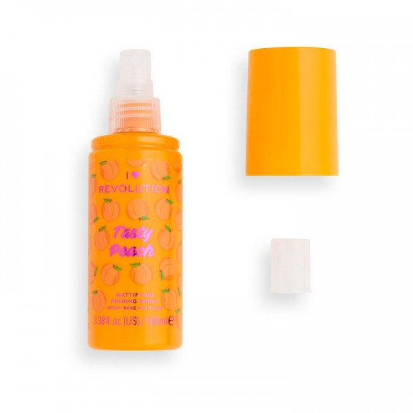 I Heart Revolution - Tasty Peach Mattifying Priming Spray