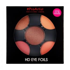 Freedom Makeup - ProArtist Eyeshadow Packs - HD Burnt