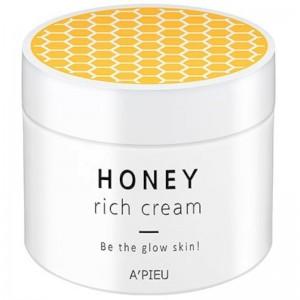 APIEU - Gesichtscreme - Honey Rich Cream