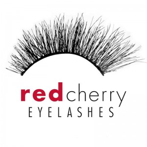 Red Cherry - Falsche Wimpern - The Night Out Collection - The Cleo - Echthaar
