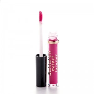 Makeup Revolution - Flüssiger Lippenstift - Salvation Velvet Lip Lacquer - You took my love