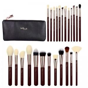 lenibrush - Kosmetikpinselset - Full Collection Set - Midnight Plum Edition