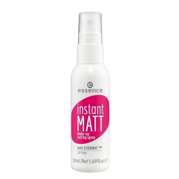 essence - Fixierspray - instant matt make-up setting spray