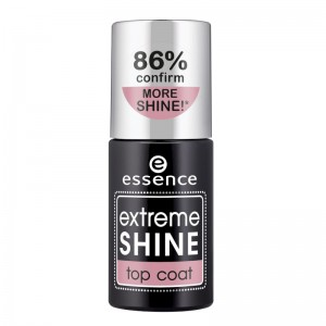essence - extreme shine top coat