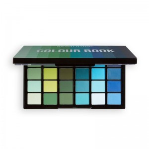 Revolution - Colour Book Shadow Palette - CB05