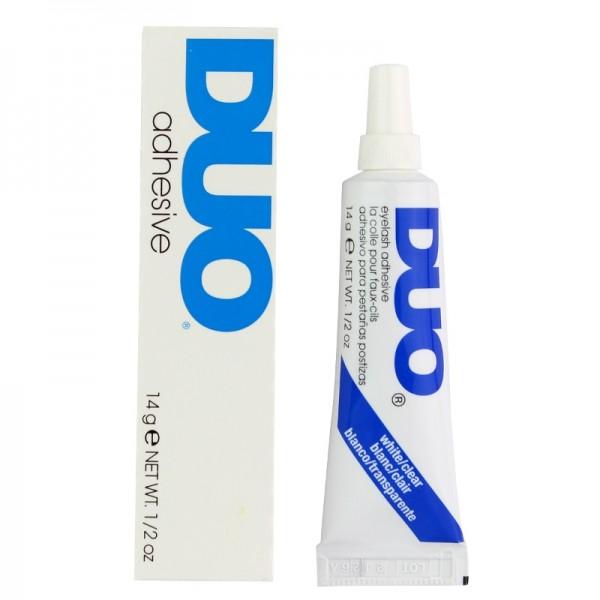 DUO - Wimpernkleber für Wimpernbänder - Eyelash Adhesive - 14g - Transparent