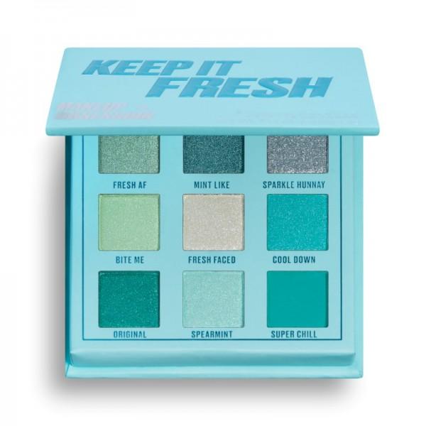 Makeup Obsession - Lidschattenpalette - Keep It Fresh Shadow Palette - Mini