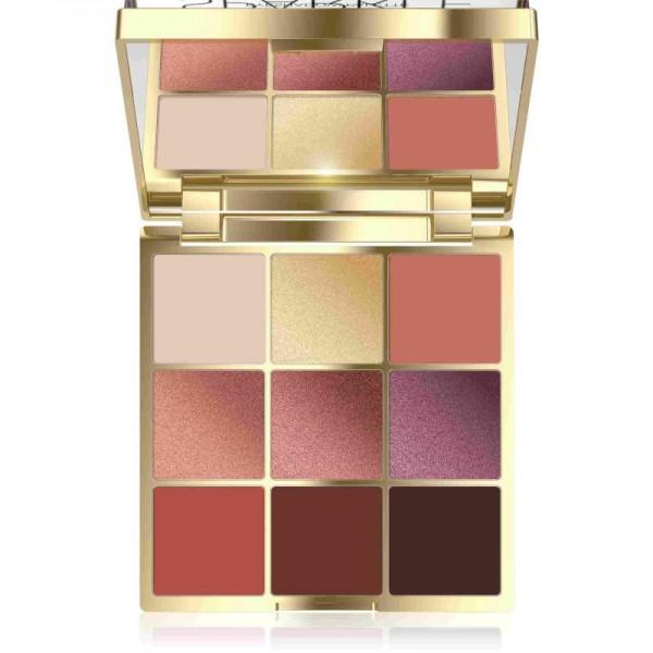 Eveline Cosmetics - Lidschattenpalette - Eyeshadow Palette - Sparkle