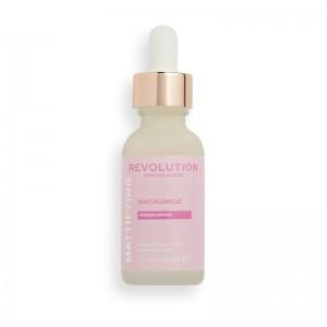 Revolution - Primer - Skincare Niacinamide Mattifying Primer Drops