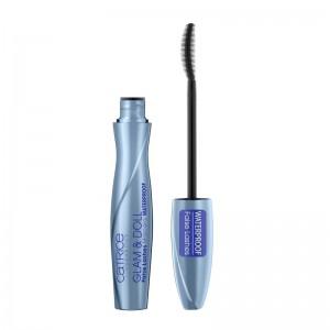 Catrice - Mascara - Glam & Doll False Lashes Mascara Waterproof - Black