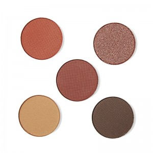 Revolution Pro - Lidschattenset - Refill Eyeshadow Pack - Tame