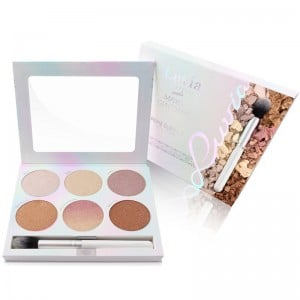 Luvia cosmetics - Maxim Highlighterpalette - Prime Glow Kit