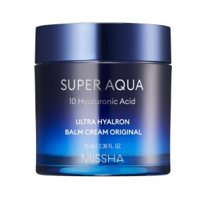 Missha - Gesichtscreme - Super Aqua Ultra Hyalron Balm Cream Original