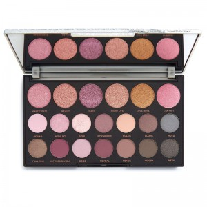 Makeup Revolution - Jewel Collection - Eyeshadow Palette - Opulent
