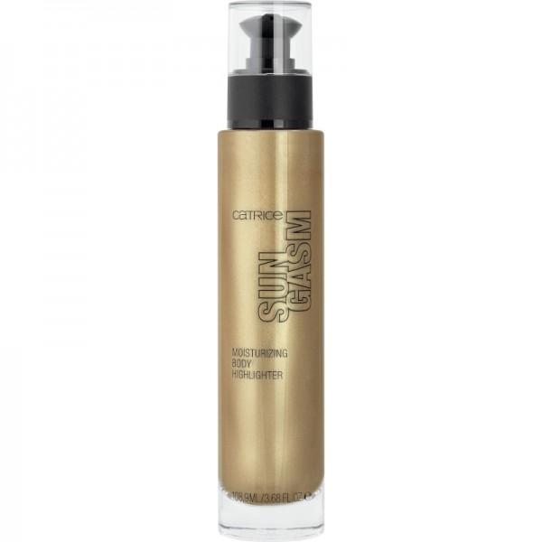 Catrice - SUNGASM Moisturizing Body Highlighter - C02 Bronzed Addiction