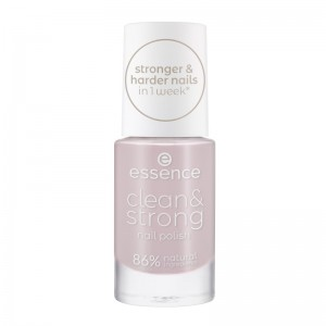 essence - Nagellack - clean & strong nail polish - 02 Moony Fog