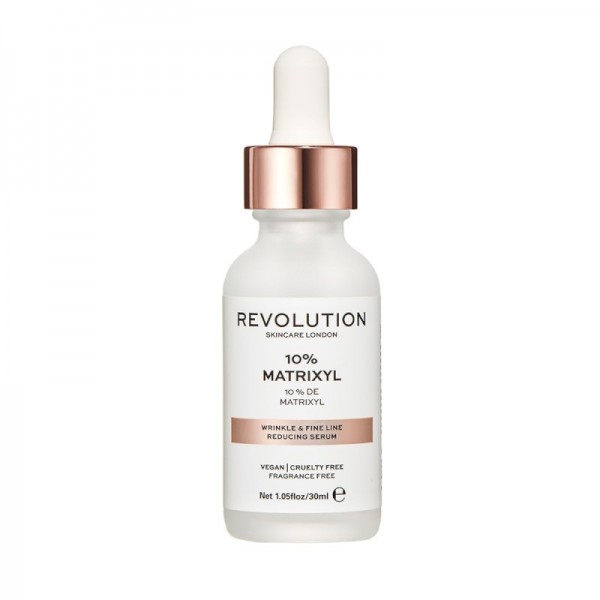 Revolution - Serum - Skincare Wrinkle and Fine Line Reducing Serum - 10% Matrixyl