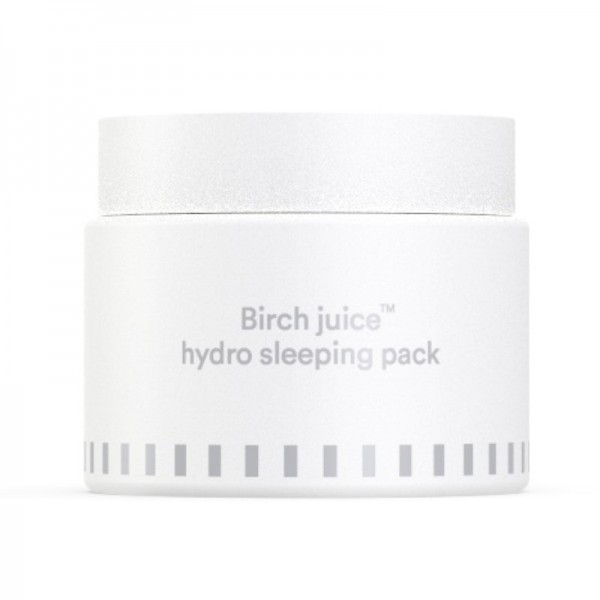 E Nature - Gesichtsmaske - Birch Juice Hydro Sleeping Pack