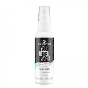 essence - Fixierspray - you better work! fixing spray