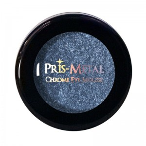 J:Cat - Lidschatten - Pris-Metal Chrome Eye Mousse - Royal Jewel
