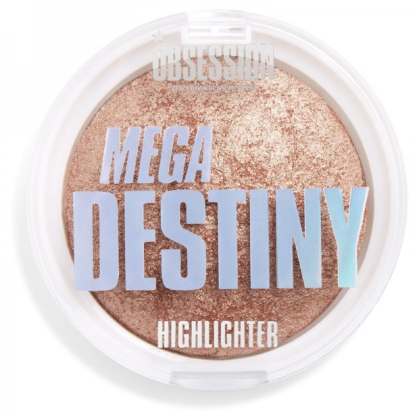 Makeup Obsession - Highlighter - Mega Destiny Highlighter