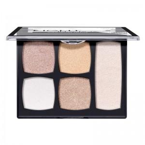 Catrice - Highlighter Palette - Light In A Box Highlighter Palette - 010