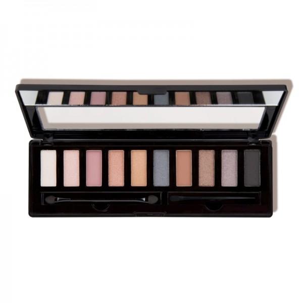 LA Colors - Lidschattenpalette - Personality Eyeshadow Palette - Fancy