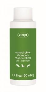 Ziaja - Haarshampoo - Olive Oil Regenerating Shampoo - Travel Size