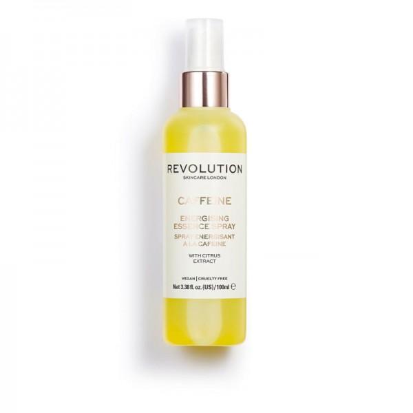 Revolution - Face Care - Skincare Essence Spray - Caffeine