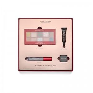 Revolution - Geschenkset - Glitter & Shimmer Kit