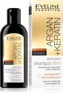 Eveline Cosmetics - Haarshampoo - Exclusive Shampoo 8In1