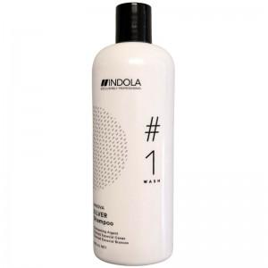 Indola - Haarshampoo - Innova Silver Shampoo - 300ml