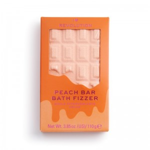 I Heart Revolution - Badezusatz - Chocolate Bar Bath Fizzer Peach