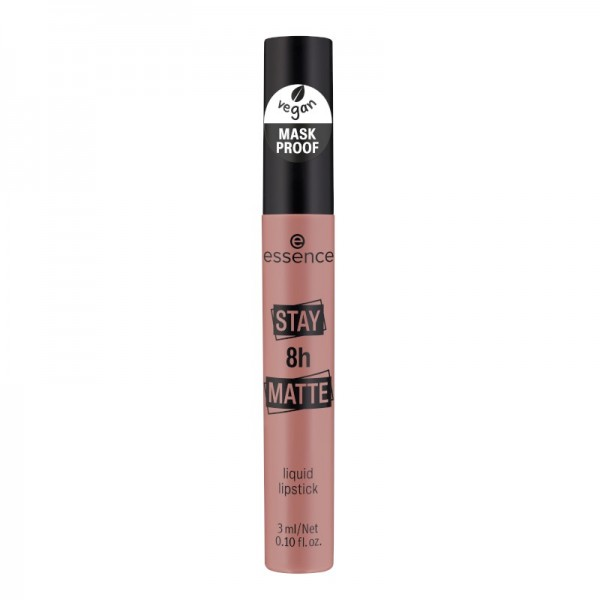 essence - STAY 8h MATTE liquid lipstick 02 - Duck Face
