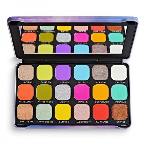 Revolution - Lidschattenpalette - Shadow Palette - Halloween Rainbow