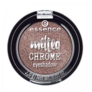 essence - melted chrome eyeshadow - warm bronze 07