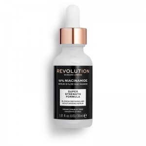 Revolution - Serum - Skincare 15% Niacinamide Super Serum